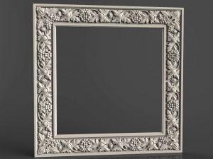 Agatonas sieninio paveikslo/ veidrodžio rėmas