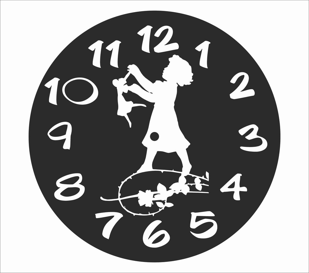 """Sieninis Laikrodis """"Vaiko Svajonė"""""""